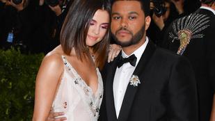 Világossá vált Selena Gomez eltúlzott rajongása The Weeknd iránt