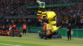 A Dortmundé a kupa, Dárdai Herthája EL-főtáblás