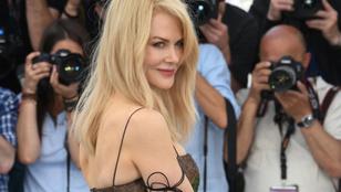 A Cannes-i filmfesztivál koronázatlan királynője idén Nicole Kidman volt