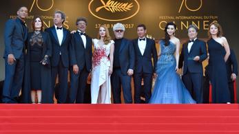 Will Smith imádta a magyar filmet Cannes-ban