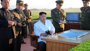 Észak-Korea nagyon nem bír magával