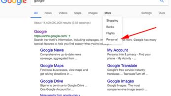 A Google keresője már a leveleinkben is kutakodik