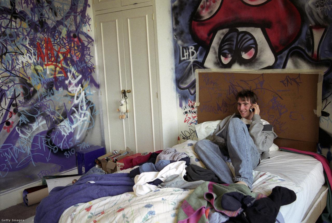 Egy 2003-as felmérés szerint Angliában és Walesben összesen 15 ezren laktak foglalt házakban akkortájt. Bár a jobboldali sajtó is szabályos hadjáratot intézett a házfoglalás intézménye ellen, nem is ez nehezítette meg a házfoglalók helyzetét igazán, hanem a kilencvenes évek közepén indult brit ingatlan-boom. Ez a fotósorozat még a kilencvenes években készült.