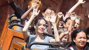 Angelina Jolie olyan szülinapi mókát rittyentett a lányának, hogy ihaj!