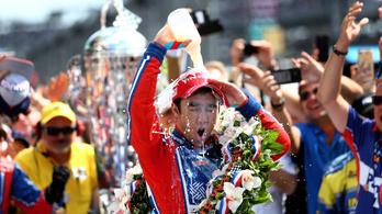 De miért tejjel ünnepel az Indy 500-győztes?