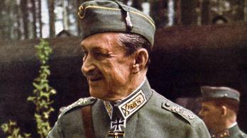 Hitlerrel is szemtelenkedett a finn tábornok