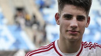 Pazar játék a Benfica U17-es magyarjától