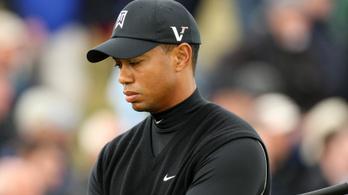 Ittas vezetésen kapták a világ korábbi legjobb golfosát