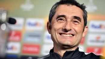 Hivatalos: Valverde a Barca új edzője
