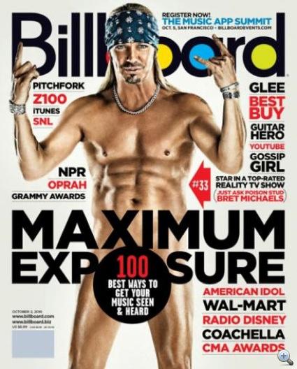 A legújabb Billboard-címlap