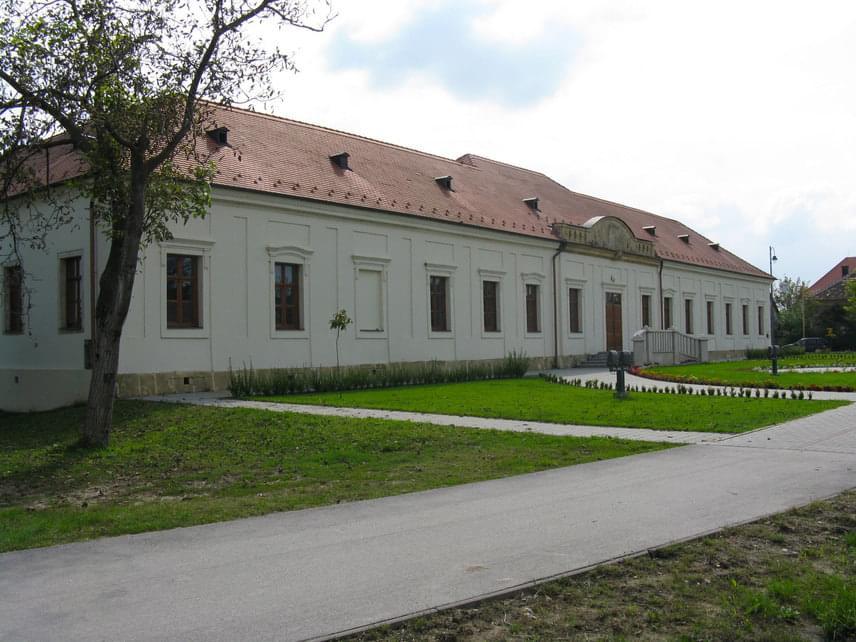 Beleznay-kastély Bugyin