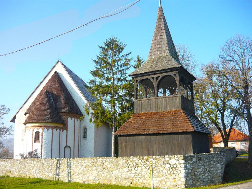 Szalonnai templom