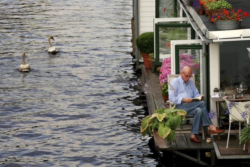 Nehezen lehetne elképzelni nyugodtabb és természethez közelibb otthont.