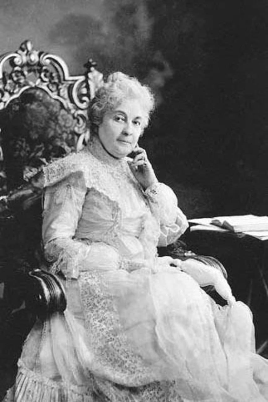 1891-ban A nagymama című darabban