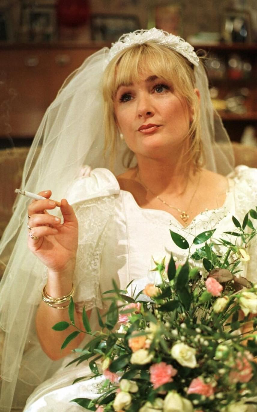 Caroline Ahern a Royle család egyik epizódjában
