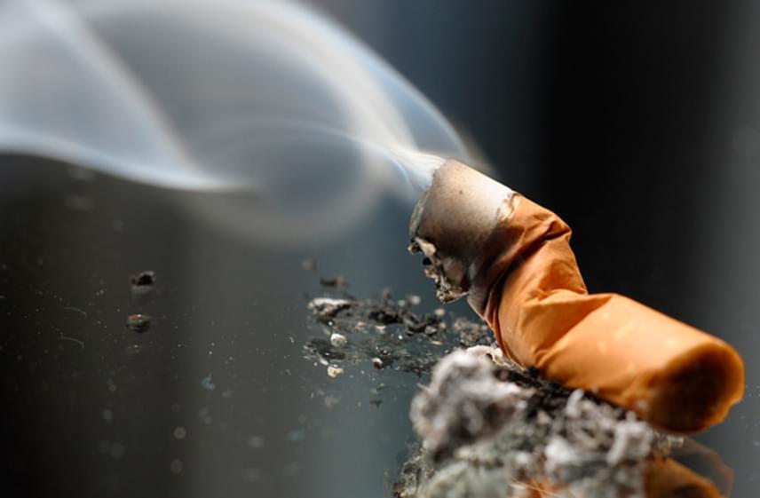 füves dohányzás