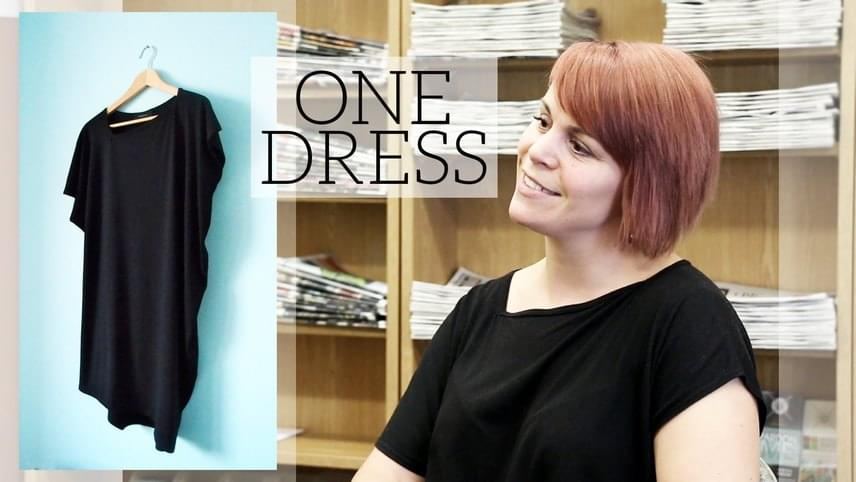 f418d52d75 Ez a nő minden nap ugyanazt a ruhát vette fel egy évig - Szépség és ...