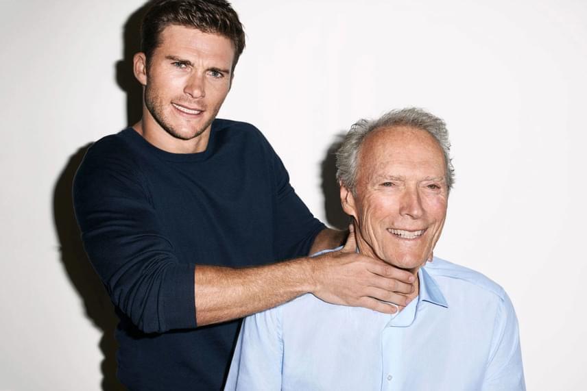 Scott jó néhány interjúban elárulta, hogy nagyon nehéz volt híres apja árnyékában élni, ugyanis szülője hírneve legalább akkora áldás volt, mint átok, így csak nagyon nehezen tudott kezdetben színészként érvényesülni.