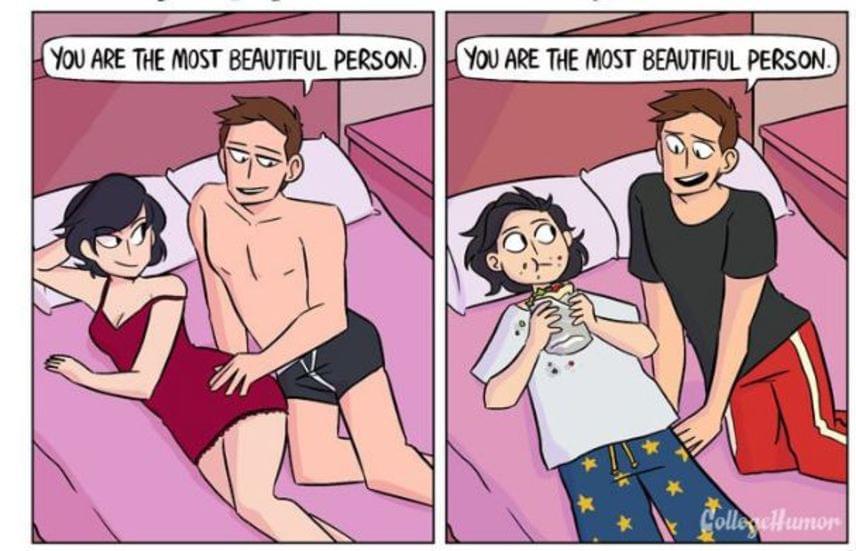 Te vagy a leggyönyörűbb ember világon! -Te vagy a leggyönyörűbb ember világon!