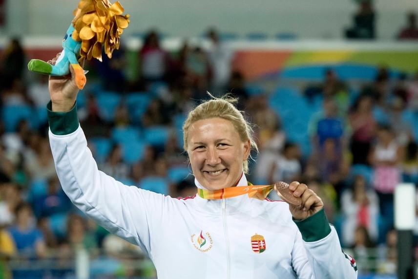 Krajnyák Zsuzsanna szerdán bronzérmet nyert a kerekesszékes vívók A sérültségi kategóriájának tőr egyéni versenyében, megszerezve ezzel a magyar küldöttség kilencedik érmét.
