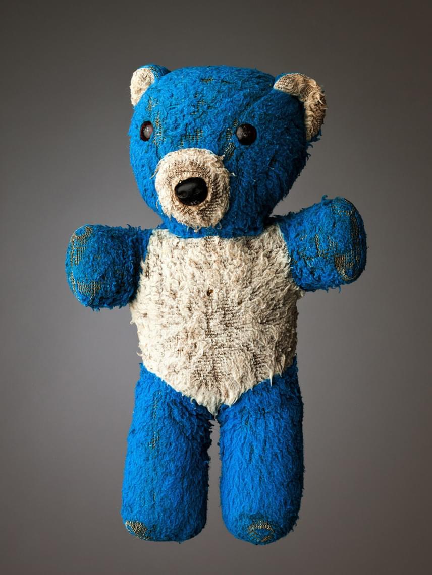 Bobo                         A 34 éves kék plüss Shane Maher mackója. Hatévesen kapta karácsonyra. Ma már kilencéves kislánya alszik vele. Shane egy kis levélkével küldte a fotózásra, melyben arról írt, hogy a mackó fotogén, és hogy nagyon vigyázzanak rá. Bobo épségben hazakerült.