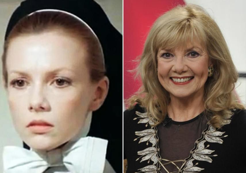 Az 1978-ban bemutatott Abigél című négyrészes tévésorozatban Piros Ildikó játszotta Zsuzsanna nővért. A Kossuth- és Jászai Mari-díjas színésznő 68 évesen is páratlan szépség.