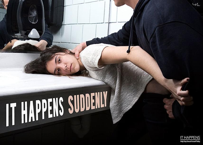 Hirtelen történik.A diáklány saját bevallása szerint kevés dologra emlékezett, csak húgát kísérte el egy buliba, majd a következő pillanatban már egy kórházi hordágyon feküdt.