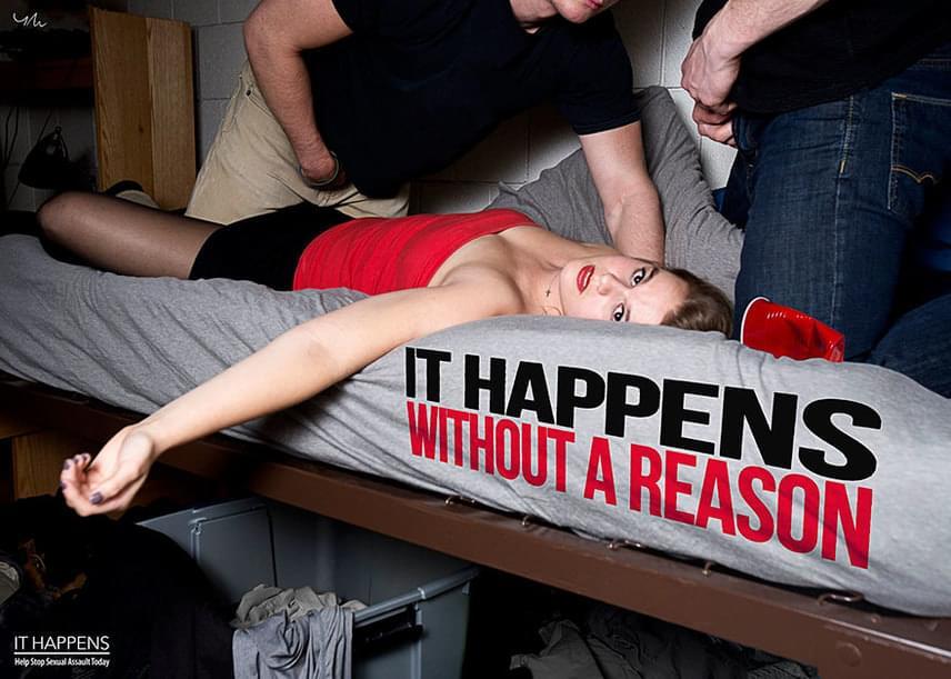 Ok nélkül történik.A társadalom ugyan sokszor az áldozatot teszi felelőssé a történtekért, az igazi ok az alkohol vagy a kirívó viselkedés helyett talán inkább az erőszaktevőben lenne keresendő.