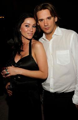 Jasmine Waltz 2009-ben, még Sean Stewarttal
