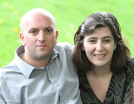 David Bridgley és Emma Hern ma