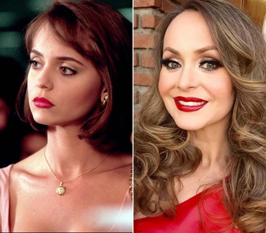 Az egykor bájos színésznő 2016 decemberében ünnepelte 43. születésnapját, ám vonásai szinte teljes mértékben elveszítették természetességüket a plasztikai beavatkozásoknak köszönhetően.