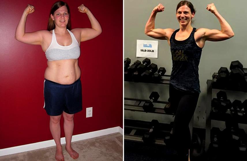 fogyás előtt és után 90 nap