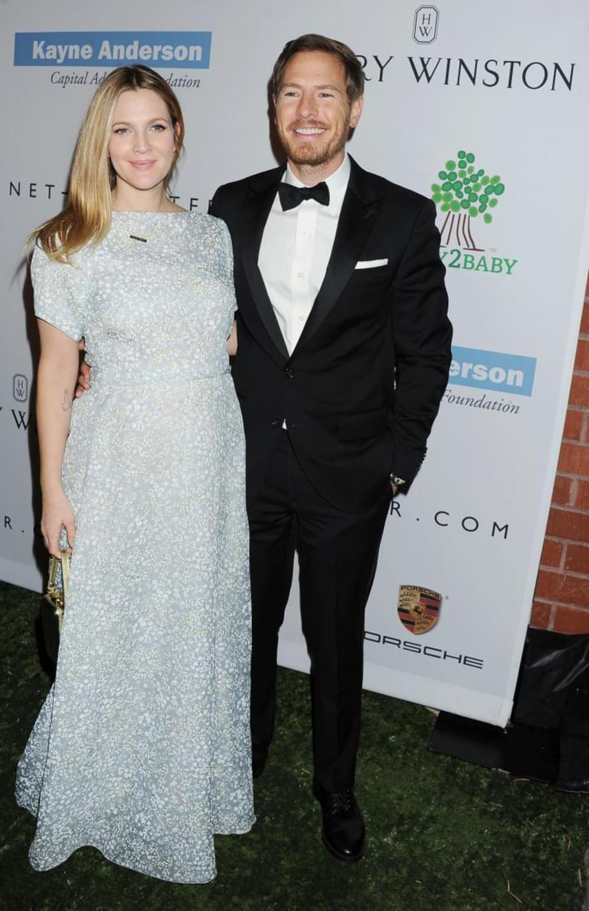 Drew Barrymore és Will Kopelman