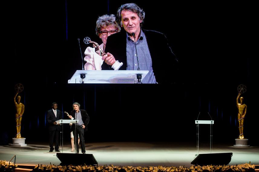 Sopsits Árpád, a legjobb játékfilmnek járó díjat elnyert alkotás, A martfűi rém rendezője