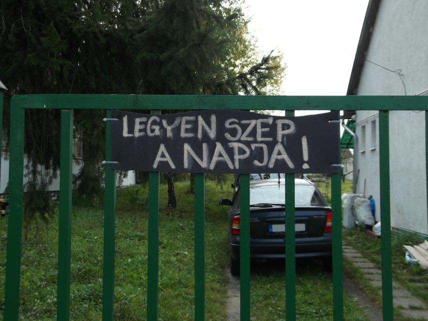 Valahol Kóspallagon