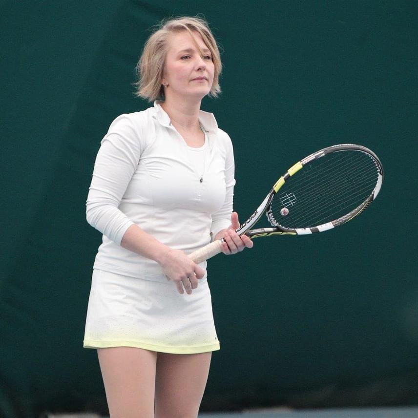 Mérai Kata a IV. Európai Speciális Olimpia Tenisz Napon azt is megmutatta, milyen remek formában van.