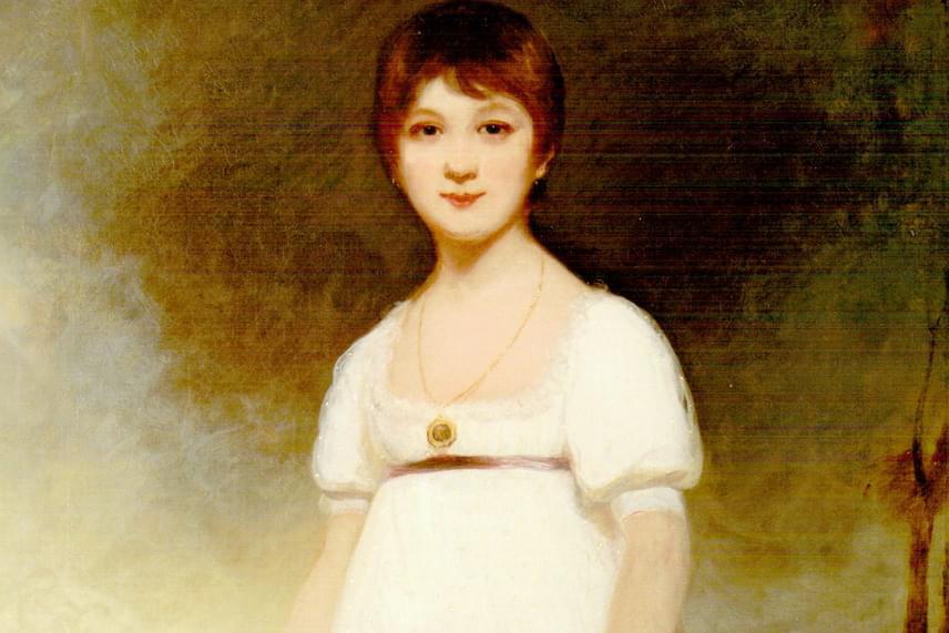 A fiatal Jane Austen