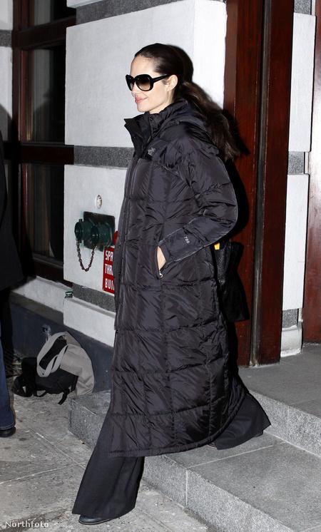 Angelina Jolie 2009 februárjában