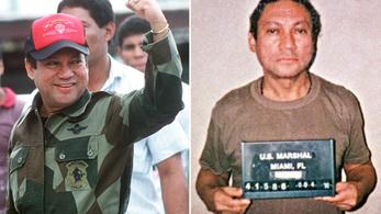 Meghalt a börtönkórházban Noriega tábornok
