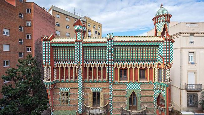 Végre látogatható lesz az első ház, amit Gaudí Barcelonában tervezett