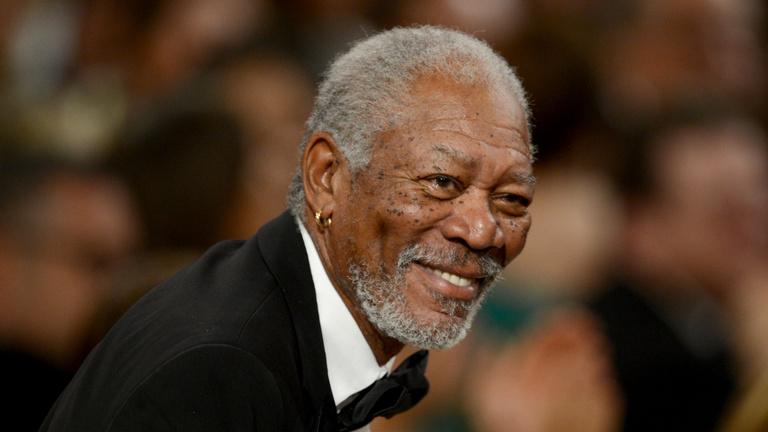 Morgan Freemannek mindig lesz helye Hollywoodban