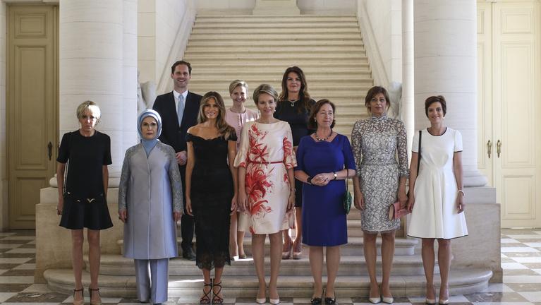 Hol vannak és kik a NATO-nők férjei?