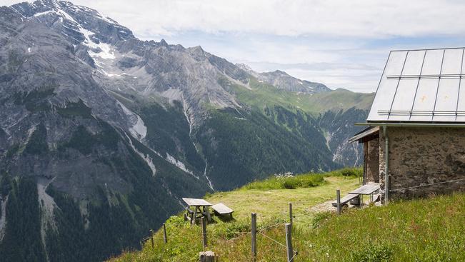 Ha látni akarja ezt a svájci falut, oda kell utaznia