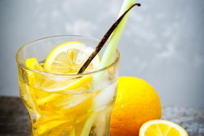 vanilia citrom