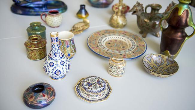 Tizennyolc új porcelánritkasággal bővült a pécsi Gyugyi-gyűjtemény