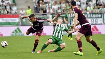 A fradis Lovrencsics rémisztő sérülést szenvedett a kupadöntőn