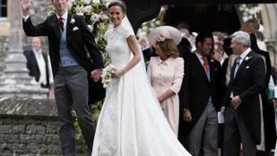 Mázli, hogy Pippa Middleton férje milliárdos, mert két nászutat is fizetnie kell