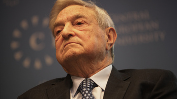 Soros: Büszke alapítója vagyok a Közép-európai Egyetemnek