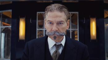 Elég furcsán fest az új Poirot