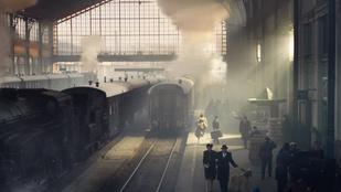 A Nyugati pályaudvaron forgatták az új Lacoste reklámot